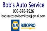 Bobs Auto Service
